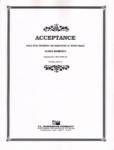 Acceptance - Trumpet (or Baritone TC) and Piano