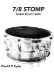 7/8 Stomp - Snare Drum Unaccompanied
