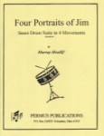 4 Portraits of Jim - Snare Drum Unaccompanied