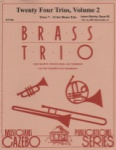 24 Trios, Volume 2 - Trumpet, Horn (or Trumpet) and Trombone