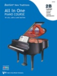 All In One Piano Course, Level 2B