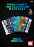 World Music for Accordion Made Easy - Book/Audio