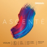 Ascente Violin E String, 1/2 Scale, Medium Tension