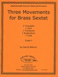 3 Movements For Brass Sextet