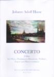 Concerto in F Major - Oboe, Chalumeau (Clarinet), Bassoon, and Basso continuo
