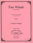 2 Winds - Oboe (or Flute or Clarinet) and Clarinet