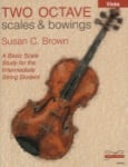 2 Octave Scales and Bowings - Viola