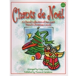 Chants de Noel (Book and CD) - 2-Part Choir