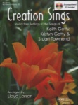 Creation Sings (Bk/CD) - Vocal Solo and Piano