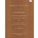 Cadenzas for the Concertos K. 482 and K. 537 - Piano