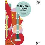 Essential Solos (Book and CD)  - Guitar