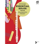 Essential Solos (Book and CD)  - Flute