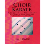 Choir Karate - Book