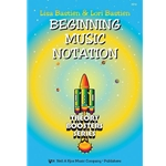 Beginning Music Notation - Music Theory Book