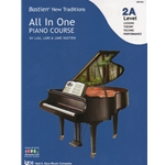 All In One Piano Course, Level 2A