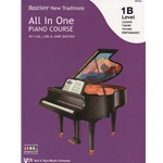 All In One Piano Course, Level 1B