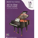All in One Piano Course, Level 1A