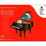 All in One Piano Course, Primer B