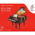 All in One Piano Course, Primer A