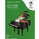 All In One Piano Course, Level 3B