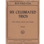 6 Celebrated Trios - Piano Trio