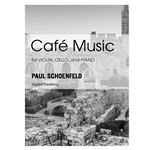 Cafe Music - Violin, Cello and Piano