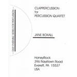 Clappercussion - Body Percussion Quartet