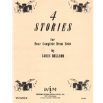 4 Stories - Drum Set Quartet