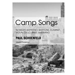 Camp Songs - Mezzo Soprano Voice, Baritone Voice, and Chamber Ensemble