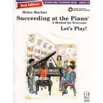 Succeeding at the Piano: Lesson and Technique, Grade 2A (2nd Ed.)