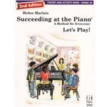 Succeeding at the Piano: Theory and Activity Book, Grade 2A (2nd Ed.)