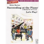 Succeeding at the Piano: Theory and Activity Book, Grade 2B (2nd Ed.)