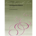 Ambiguous March - Percussion Sextet