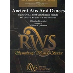 Ancient Airs and Dances, Movement 4 - Concert Band