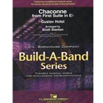 Chaconne from First Suite in E-flat - Flex Band