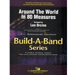 Around the World in 80 Measures - Flex Band