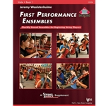 String Basics First Performance Ensembles Book 1 - Violin