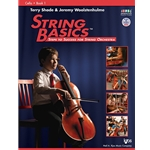 String Basics Cello Book 1 - Cello