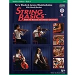 String Basics, Book 3 - Teacher's Edition