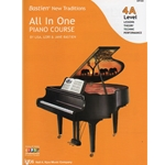 All In One Piano Course, Level 4A