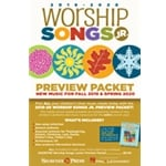 2019-2020 Worship Songs Jr. Preview Packet