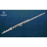Tomasi Flute, Series 10S, Silver Headjoint/Body, open holes, offset G, B foot