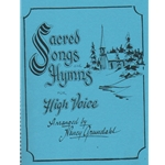 Sacred Songs and Hymns - High Voice and Piano