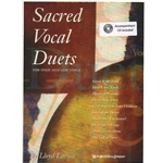 Sacred Vocal Duets for High and Low Voice (Bk/CD) - Vocal Duet