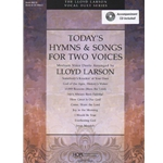 Today's Hymns and Songs for Two Voices (Bk/CD) - Vocal Duet