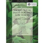 Sacred Vocal Duets for Two Low Voices (Bk/CD) - Vocal Duet