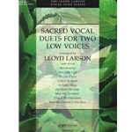 Sacred Vocal Duets for Two Low Voices - Vocal Duet