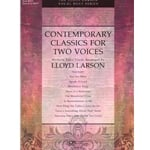 Contemporary Classics for Two Voices - Vocal Duet