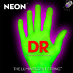 DR NGE-9 Neon Green .009-.042 Electric Guitar Strings