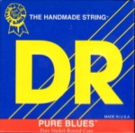 DR PHR-10 Pure Blues .010-.046 Electric Guitar Strings